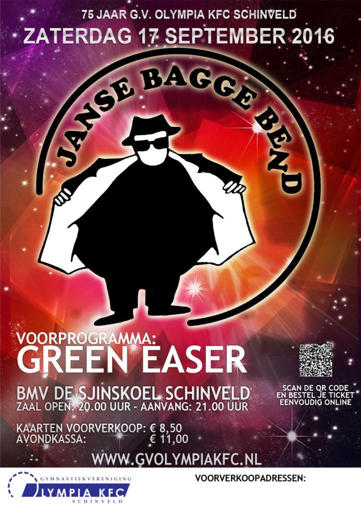 Poster Janse Bagge Bend